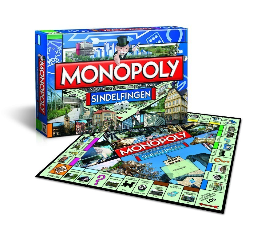 original monopoly sindelfingen city edition stadt brettspiel spiel neu kaufen bei. Black Bedroom Furniture Sets. Home Design Ideas
